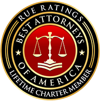 Rue Ratings | Lifetime Charter Members | Best Attorneys of America